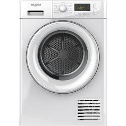 Asciugatrice Whirlpool - FreshCare+ FT M11 82WSY IT Classe A++ 8 Kg Prof. 64.9 cm Pompa di calore