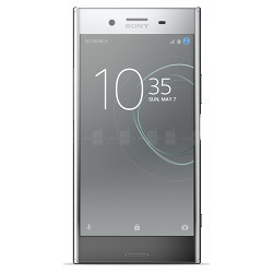 Smartphone Sony - XZ Premium Luminouse Chrome 64 GB Single Sim Fotocamera 19 MP