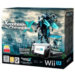 Console Nintendo - WIIU XENOBLADE CHRONICLES X PR PACK