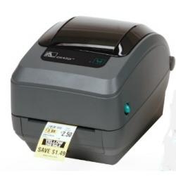 Stampante termica Zebra - Gk series gk420t - stampante per etichette - b/n gk42-102220-000