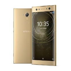 Smartphone Sony - XA2 Ultra Oro 32 GB Dual Sim Fotocamera 23 MP