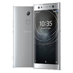 Smartphone Sony - Xperia XA2 Ultra Silver