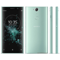 Smartphone Sony - XA2 Plus Verde 32 GB Dual Sim Fotocamera 23 MP