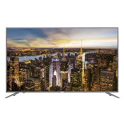 "TV LED Hisense H50M5500 - Classe 50"" TV LED - Smart TV - 4K UHD (2160p) - HDR - noir, argenté(e)"