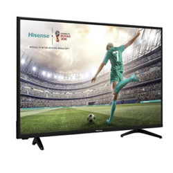 "TV LED Hisense - H55A6120 55 "" Ultra HD 4K Smart Flat HDR"