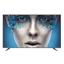 "TV LED Hisense H55M3300 - Classe 55"" TV LED - Smart TV - 4K UHD (2160p) 3840 x 2160 - HDR - noir"