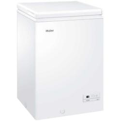 Congelatore Haier - HCE103R Orizzontale 103 Litri Statico Classe A+