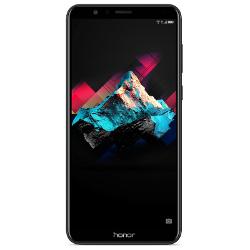 Smartphone Honor - 7X Black 64 GB Dual Sim Fotocamera 16 MP