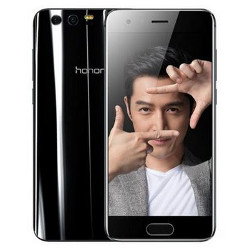 Smartphone Honor - 9 Black 64 GB Dual Sim Fotocamera 20 MP