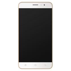 """Smartphone Hisense F20 - Smartphone - double SIM - 4G LTE - 8 Go - microSDHC slot - GSM - 5.5"""" - 1 280 x 720 pixels - IPS - 8 MP (caméra avant de 2 mégapixels) - Android"""