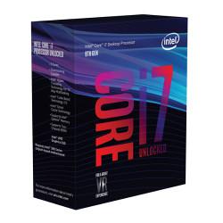 Processore Gaming Core i7 8700k / 3.7 ghz processore bx80684i78700k