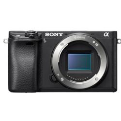 Fotocamera Sony - ILCE6300B BLACK Solo Corpo