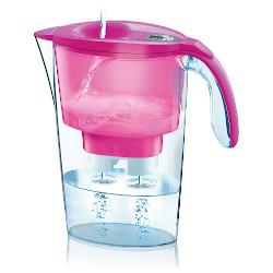 Caraffa filtrante Laica - Caraffa Filtrante 1,2 litri Rosa J465H