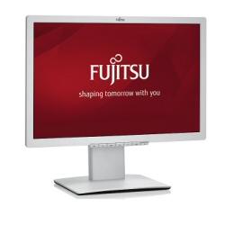 "Écran LED Fujitsu B22W-7 LED - Écran LED - 22"" (22"" visualisable) - 1680 x 1050 - TN - 250 cd/m² - 1000:1 - 5 ms - DVI, VGA, DisplayPort - haut-parleurs - Gris marbré - pour ESPRIMO C910, D556, D757, D757/E94, D957, D957/E94, P556, P957, Q520, Q956; LIFEBOOK E554"