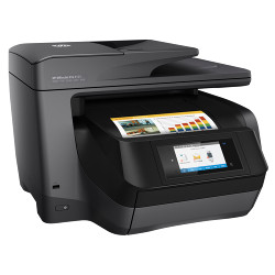 Multifunzione inkjet HP - Officejet pro 8725 all-in-one - stampante multifunzione - colore k7s35a#bhc