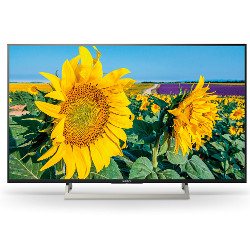 "TV LED Sony - 43XF7096 43 "" Ultra HD 4K Smart Flat HDR"