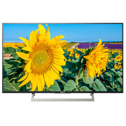 "TV LED Sony - 43XF8096 43 "" Ultra HD 4K Smart Flat HDR"