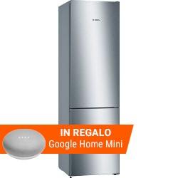 Frigorifero Bosch - KGN39VL45 Combinato Classe A+++ 60 cm No Frost inoxLook