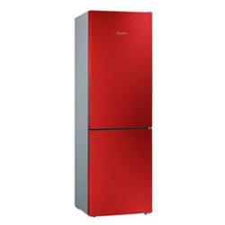 Frigorifero Bosch - KGV36VR32S Combinato Classe A++ 60 cm Rosso