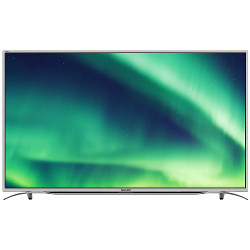 "TV LED Sharp LC-49CUF8372ES - Classe 49"" - Aquos F8370 series TV LED - Smart TV - 4K UHD (2160p) 3840 x 2160 - LED à éclairage direct"