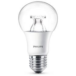 Lampadina LED Philips - Goccia E27, 60W, dimmerabile