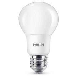 Lampadina LED Philips - Goccia E27, 60W, 4000K