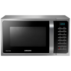 Forno a microonde combinato Samsung - HotBlast MC28H5015CS Combinato 28 Litri 900 W