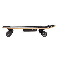 Skateboard Momo Design - Miami 70 Nero e bianco
