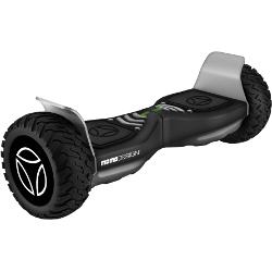 Hoverboard Momo Design - OFFROAD 15 KM/H Autonomia 3h Nero