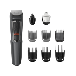 Regolabarba Philips - Multigroom Series 3000 MG3757 Cordless Autonomia 70 minuti