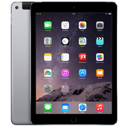 Tablet Apple - Ipad air 2 wi-fi cell 16gb s gray