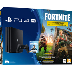 Console Sony - PS4 Pro 1TB + Fortnite
