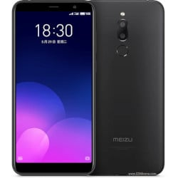 Smartphone Meizu - M6T Black 32 GB Single Sim Fotocamera 13 MP