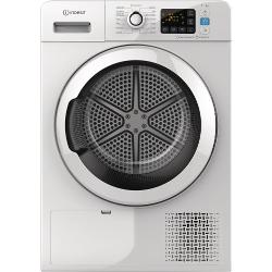 Asciugatrice Indesit - YT M11 82K RX IT Push&Go Classe A++ 8 Kg Profondità 64.9 cm Pompa di calore