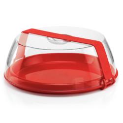 Tortiera GUZZINI - Con fascia - colore Rosso