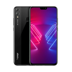 Smartphone Honor - View 10 Lite Nero 128 GB Dual Sim Fotocamera 20 MP
