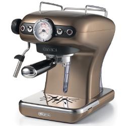 Image of Ariete 1389 Vintage Macchina da Caffè Manuale (Bronzo)
