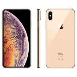 Smartphone Apple - Apple iPhone XS Gold 256 GB NanoSIM +eSIM Fotocamera 12 MP