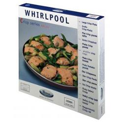 Piatto Crisp Whirlpool - Wpro AVM305 Piatto Crisp Microonde 30.5 cm