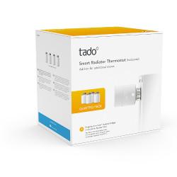 Testa termostatica Intelligente Tado - Quatto Pack