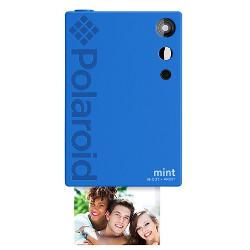 Fotocamera istantanea Polaroid - Mint fotocamera + stampante colore Blu