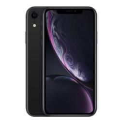 Smartphone Apple - iPhone XR Black 64 GB Dual Sim Fotocamera 12 MP