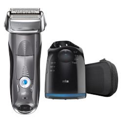 Rasoio elettrico Braun - Series 7 7850cc Wet&Dry Cordless Autonomia 50 minuti