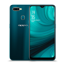 Smartphone OPPO - AX7 Glaze Blue 64 GB Dual Sim Fotocamera 13 MP