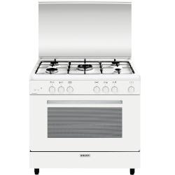 Cucina a gas AN965GX Forno a gas Piano cottura a gas 90 cm