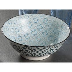 Ciotola Regalo Italiano - Ciotola in ceramica assortite 21.5x8.5 cm