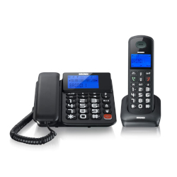 Telefono fisso Brondi - Bravo Style Combo