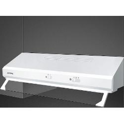 Cappa Smeg - KSEC61BE2 Sottopensile 59.8 cm 285 m3/h Bianco
