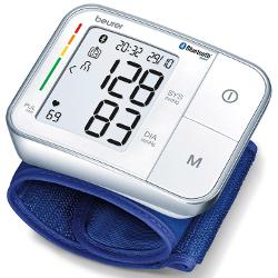 Misuratore di pressione da polso Bc 57 misuratore pressione sanguigna bc57