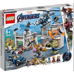Avengers Battaglia nel Quartier Generale 76131